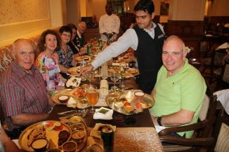 160926 35 Varanasi - Lunch @ Gateway Hotel