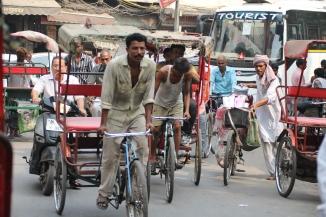 160929 007 Delhi - Rickshaws