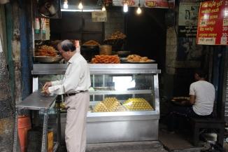 160929 020 Delhi - Back lanes street food