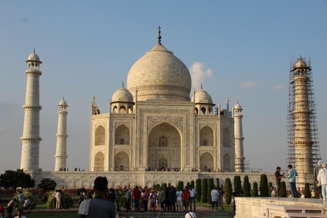 IMG_2754 Agra - Taj site - Taj Mahal