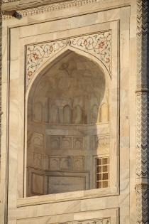 IMG_2769 Agra - Taj site - Taj Pishtaq