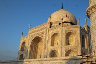 IMG_2788 Agra - Taj site - Taj Pishtaq's