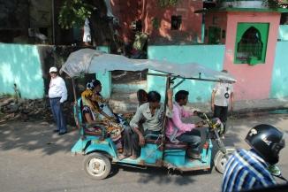 IMG_2861 Agra - Tuk tuk