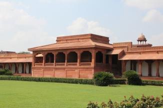 IMG_2907 Fatehpur Sikri Fort - Diwan-i-Am 2 of 4