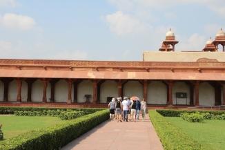IMG_2908 Fatehpur Sikri Fort - Diwan-i-Am 3 of 4