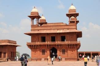IMG_2970 Fatehpur Sikri Fort - Diwan-i-Khas
