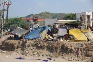 IMG_3098 Jaipur - Roadside slum