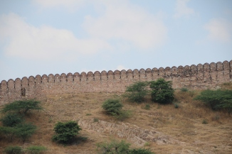 IMG_3196 Jaipur - Amber Fort - Wall 4 of 6
