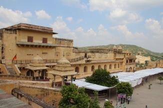 IMG_3207 Jaipur - Amber Fort - Jaleb Chowk (1st Courtyard) 1 of 3