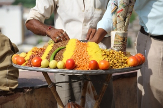IMG_3302 Jaipur - Colourful spices