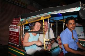 IMG_3381 Jaipur - John & Ivana in tuk tuk