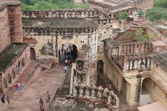 IMG_3537 Jodhpur - Mehrangarh Fort