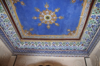 IMG_3607 Jodhpur - Mehrangarh Fort - Jhanki Mahal (Peeping Palace)