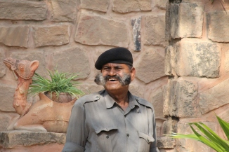 IMG_4021 Manvar Desert Camp - Guard