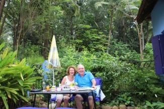 IMG_4471 Casa Susegad - John & Ivana having breakfast