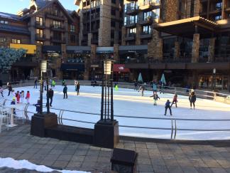 Vail Ice Skating